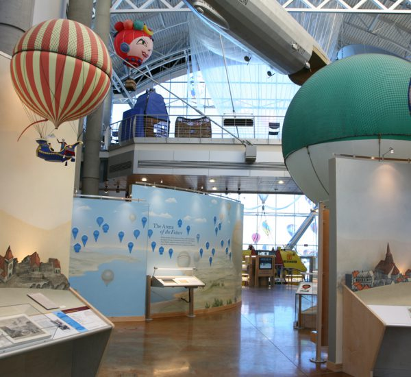 Anderson-Abruzzo International Balloon Museum