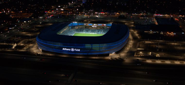 Minnesota United FC Stadium
